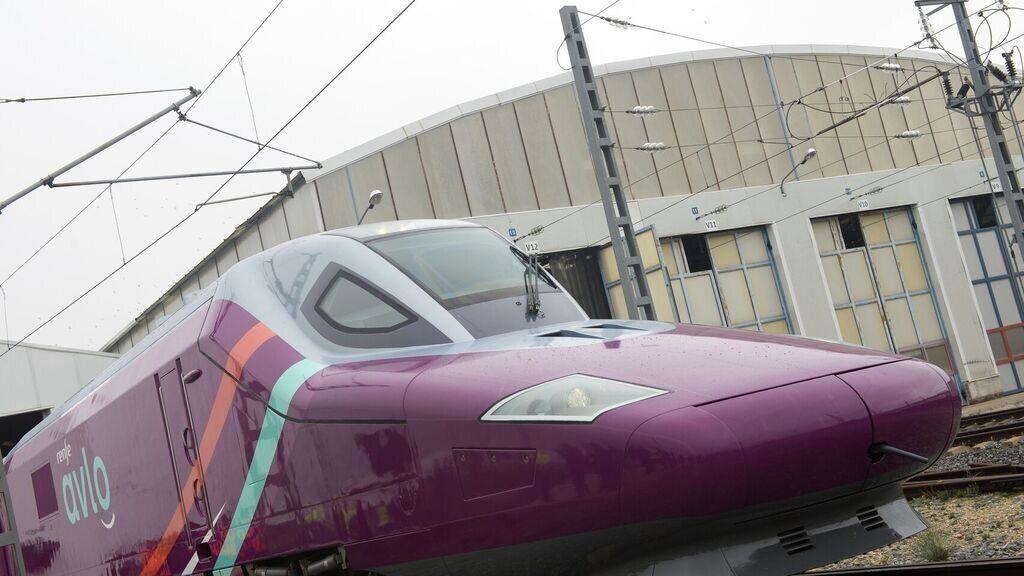 Avlo, el AVE low cost de Renfe cobrará hasta 30 euros por una segunda maleta y 8 euros por elegir un asiento