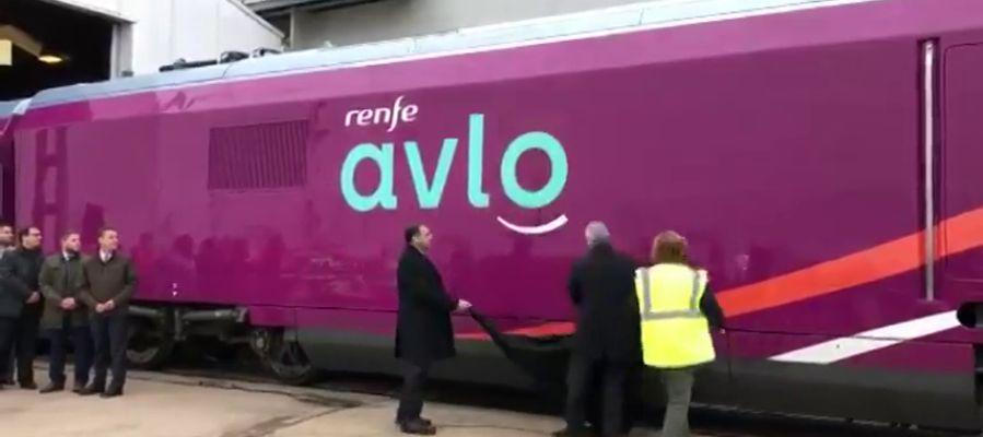 Los primeros billetes de AVLO Madrid-Barcelona se venden a cinco euros.