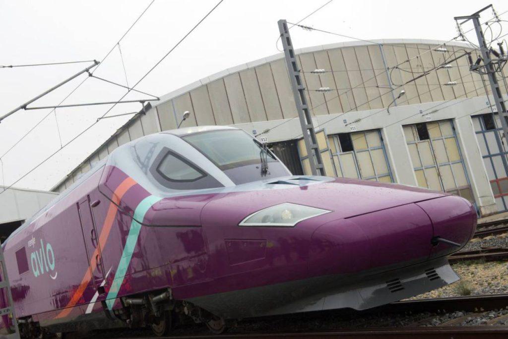 Los trenes AVLO no siempre son tan de bajo costo